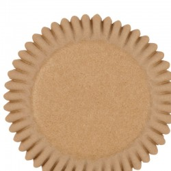 Mini-pirottini Kraft Naturale 100pz
