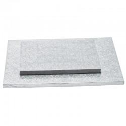Sottotorta Quadrato Cm. 25x1,2 H