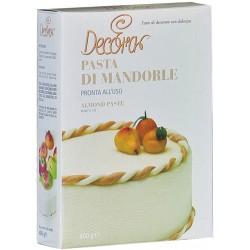 Pasta Di Mandorla 400 Gr