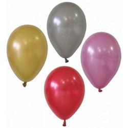 Palloncini Metal 8pz