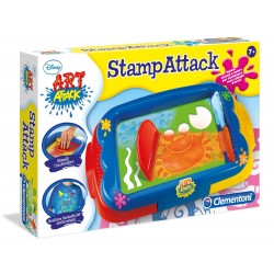 Art Attack Stamp Attack