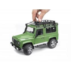 Bruder Land Rover Defender Station Wagon 2590