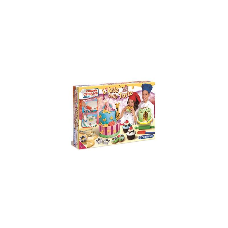 Cucina creativa l 39 arte delle torte clementoni 157822c for Arte delle torte clementoni