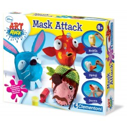 Art Attack Mask Attack