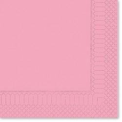 Tovagliolo Rosa 25x25 100pz
