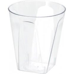 Bicchieri Chupitos 16 Cl Trasp. Pz.20