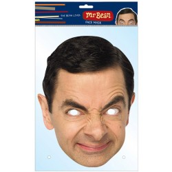 Maschera Faccia Di Mr.bean