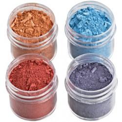Polvere Colorata Decora Marrone 3gr
