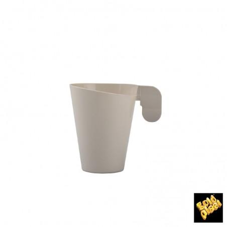 Tazza Caffe' Design Taupe 12pz
