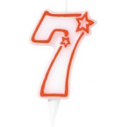 Candela Numero 7