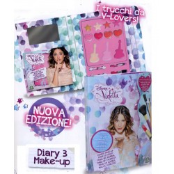 Violetta Make Up Diary 3