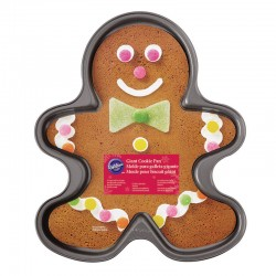 Forma Antiaderente Gingerbread
