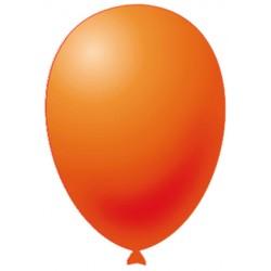"""Palloncini Monocolore Arancio Pz.20 13"""""""