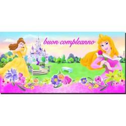 Festone Buon Compleanno Disney Princess