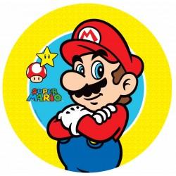 Super Mario Piatti 23 Cm. Pz.8