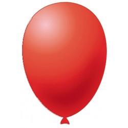 """Palloncini Monocolore Rosso Pz.20 13"""""""