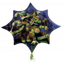 Palloncino Mylar Ninja Turtles