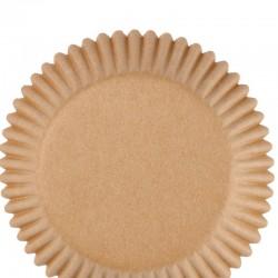 Pirottini Muffin  Kraft Naturale 75pz