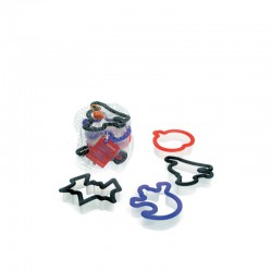 Set 4 Tagliapasta Grippy Hallowen