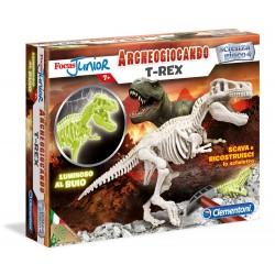 Focus - T-rex