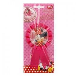 Coccarda Disney Minnie (2 Mod)