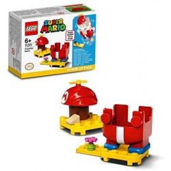 LEGO- Super Mario Elica-Power Up Pack, Espansione, Costume Fly&Flow, Giocattolo, 71371
