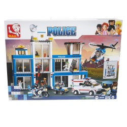 SLUBAN - Quartier Generale Police-POS190008