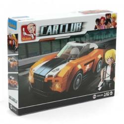 SLUBAN - Orange Car CarClub-POS190011