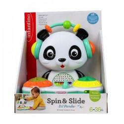 INFANTINO - Spin e Slide DJ PANDA-POS190061
