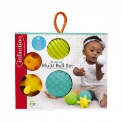 INFANTINO - MultiBall Set Palline Tattili