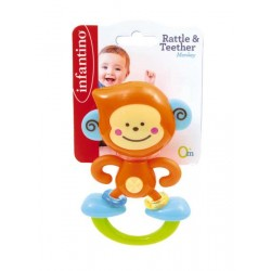 INFANTINO - Accessorio Dentizione Scimmi