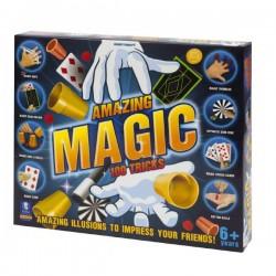 MAGIC - Confezione giochi di magia 100 Trucchi