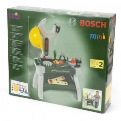 """Theo Klein 8604 - Bosch Banco Di Lavoro """"Junior"""" Con Accessori"""