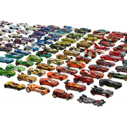 Hot Wheels- Veicolo Singolo Assortito, in Scala 1:64, Multicolore, 5785