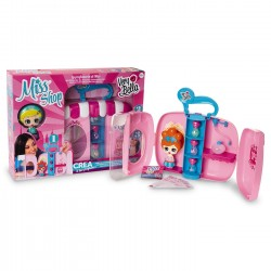 Very Bella Miss Playset Con Bambola