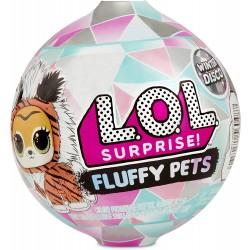 giochi preziosi - lol surprise fluffy pets winter disco gioco per bambine, modelli assortiti