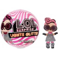 Giochi Preziosi LOL Surprise Lights Glitter, Assortiti, 8056379089803