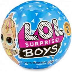 Giochi Preziosi LOL Surprise Boys, Assortiti, 8056379090779