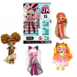 L.O.L. Surprise! J.K. Bambola Fashion Versione J.K. Serie 1