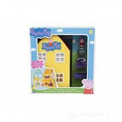 Peppa Pig La Grande Casa Dlx - Giochi Preziosi