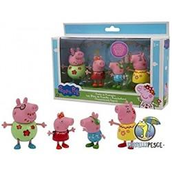 Giochi Preziosi PPC62000, Peppa Pig Set Famiglia P