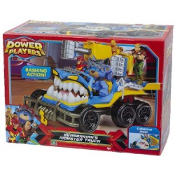 Giochi Preziosi - Power Players Veicolo T-Force, PWW03000