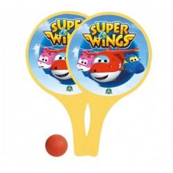 Super Wings -  Set Racchette Spiaggia