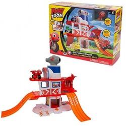 Giochi Preziosi Ricky Zoom Playset Casa C/1 Veicolo, RCY01000