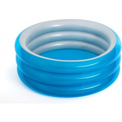 Bestway 51041 Best Way Piscina Blu Metallica A 3 Anelli Cm. 150X53
