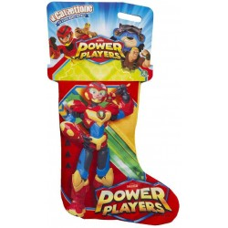 Giochi Preziosi- Power Players 2021 Calzettone, Multicolore, C0400000