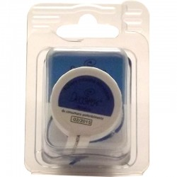 Polvere Colorata Decora Azzurro 3gr