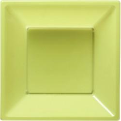 Piatti Fondo Modus 18 Cm Verde Pz.8