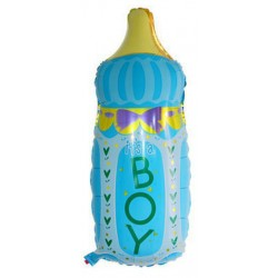 Palloncino Mylar Big Biberon Boy