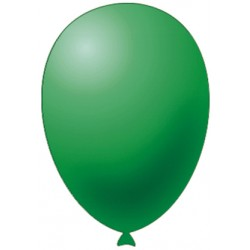 """Palloncini Monocolore Verde S.pz.20 13"""""""